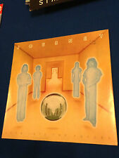JOURNEY LOOK INTO THE FUTURE RECORD LP VINYL LONG PLAYER USED