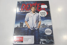 New never used - Dexter: The second season - DVD - Region 4