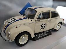 VW cox Choupette Un amour de coccinelle 1/18eme Solido neuve dans sa boite
