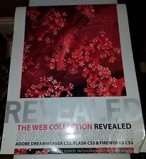 The Web Collection Revealed Standard Edition:Adobe Dreamweaver CS3, Flash CS3 PB