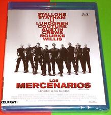 LOS MERCENARIOS / The Expendables - English Español -AREA B- Precintada