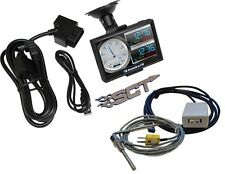 SCT LIVEWIRE TS TUNER & PYROMETER EGT 99-16 FORD POWERSTROKE DIESEL SUPERDUTY