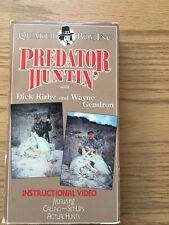 Quaker Boy Predator Hunting Instructional Video, Calling, Set Up, Hunts