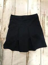 New listing Cat & Jack Girl's Blue Uniform Pleated Skirt Size 16 Regular * (R)