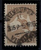 P134115/ AUSTRALIA – KANGAROO / SG # 29 USED CV 156 $