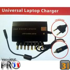 Chargeur Pc portable universel alimentation HP Dell Asus Samsung Lg Acer Toshiba