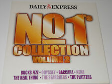 Daily Express Music CD - Number 1's Collection - Volume 2