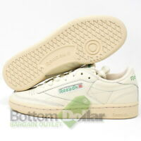 Reebok Classic BS8242 Women's Club C 85 Vintage Shoes Chalk/Green/White/Red