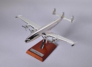 LOCKHEED L-1049 SUPER CONSTELLATION 1950 Silver Classic Atlas - 1/200 (L)