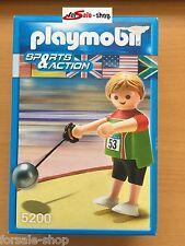 Playmobil 5200 Sport Hammerwerfer