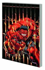 HULK: FALL OF THE HULKS: RED HULK TPB Incredible Marvel Comics TP