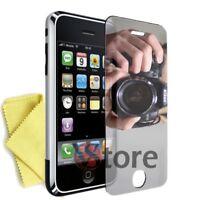 2 Pellicole Specchio Per iPhone 3/3G/3GS Proteggi Schermo LCD Pellicola Mirror