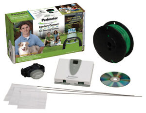 Perimeter PCC-200 Technologies Ultra Comfort Contact Pet Fence System with Wire