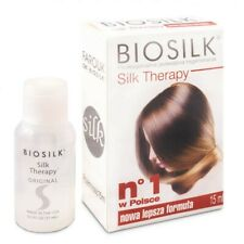 BIOSILK Silk Therapy Original Hair Shine Repair Serum 15ml