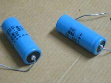 Electrolytic Capacitor 20 mfd at 500 volts Vdc 2/units