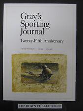 Gray's Sporting Journal   April 2000   Of Men & Mules In The Colorado Rockies