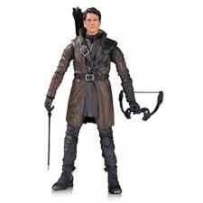 DC COMICS DC DIRECT ARROW:MALCOM MERLYN ACTION FIGURE 16 CM