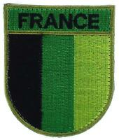 Patch Ecusson brodé OPEX TAP scratch FRANCE Armée militaire airsoft
