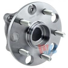 Wheel Bearing and Hub Assembly Rear WJB WA512337