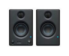 PreSonus Eris E3.5 Compact 3.5-Inch Powered Studio Monitor Active Speaker Pair