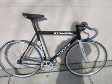 58cm Token Pista track bike fixie NJS Sugino Fujita Campagnolo Vredestein
