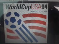 Panini USA 1994 World Cup stickers