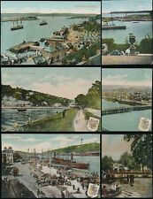 More details for ireland c1920 ships boats queenstown cork waterford etc ppcs...6 cards