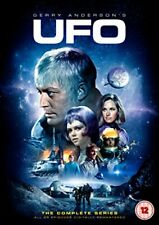 UFO The Complete Series Gerry Anderson Digitally Remastered
