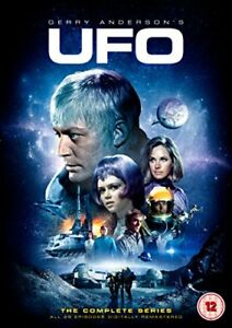 UFO Series 1 and 2 [DVD] [2018] [DVD][Region 2]