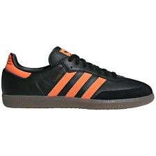 bf8bdf959 Adidas Samba Leather Suede Lace-Up Low-Top Retro Original Shoes Mens  Trainers