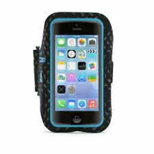 Griffin Armband Case Cover for iPhone 5/5S/SE - Black/Blue Sports Gym Activity