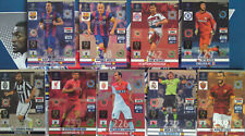 PANINI ADRENALYN XL CHAMPIONS LEAGUE 2014 2015 EXPERT FULL SET 9 CARDS CECH COLE