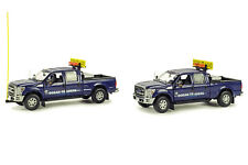 NEW Sword SW1300-OT Ford F-250 Pickup Truck Escort Set - Ocean Traders -1/50 MIB