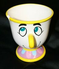 Disney Beauty and the Beast Chip Tea Coffee Cup Collectible Figure Ceramic Mug