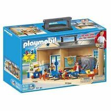 Playmobil City life 5941 Ecole transportable 3 en 1