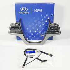 Steering Wheel Remote Cruise Control Switch + Wire For Hyundai Elantra AD 2017