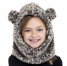 Unbranded Faux Fur Girls' Hats