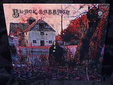 Black Sabbath Black Sabbath SEALED USA 1970? 1st Press? LP W/ NO BARCODE