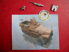 STRETTON MODELS TANK MUSEUM ACCESSOIRES 1/50 CANON SdKfz 251 10 C SOLIDO VEREM