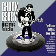 Chuck Berry - Singles Collection [New CD] UK - Import