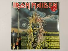 IRON MAIDEN, Self-titled / Original 1980 Harvest Release / Vinyl / NEW & SEALED