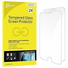 Premium Full Coverage Tempered Glass Screen Protector for Apple iPhone 6 7 Plus iPhone 6s Gold