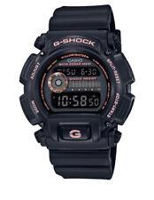 Casio G-shock Digital Watch Dw-9052 Black X Rose Gold Dw-9052gbx-1a4 2y