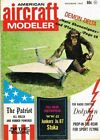 AMERICAN AIRCRAFT MODELER magazine Dec 1969 Junkers JU-87B-2 Stuka Color 3-Views