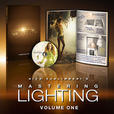 Nick Saglimbeni's Mastering Lighting Volume 1 DVD Tutorial Series
