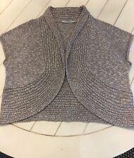Peter Nygard Woman's Size Petite Large Shrug Sweater Bolaro