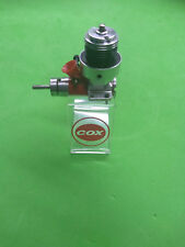 10 Cox engine Acrylic display stands Tee Dee Medallion Olympic