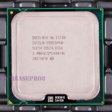 Intel Pentium Dual-Core E5700 SLGTH CPU Processor 800 MHz 3 GHz LGA 775/Socket T