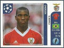 PANINI UEFA CHAMPIONS LEAGUE 2011-12- #162-BENFICA-EMERSON