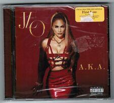 JENNIFER LOPEZ / A.K.A. [CD, 2014] - NEW! - 10 tracks - I Luh Ya Papi - Pitbull
